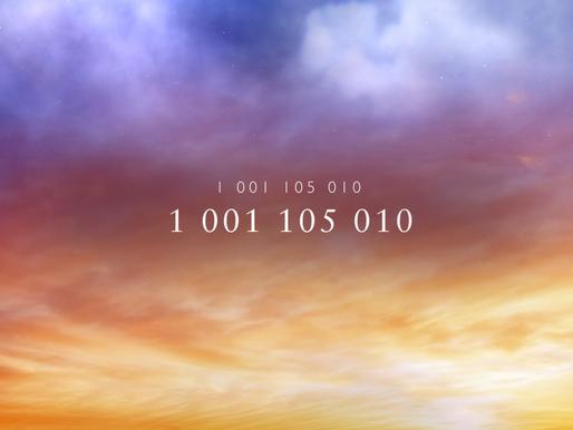 1 001 105 010