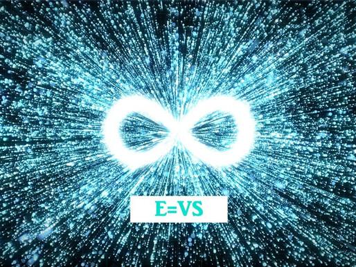 E=V*S  de Grigori Grabovoï