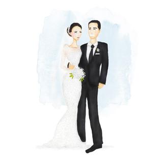 Lara and Andreas