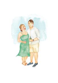 Jenny and Joe