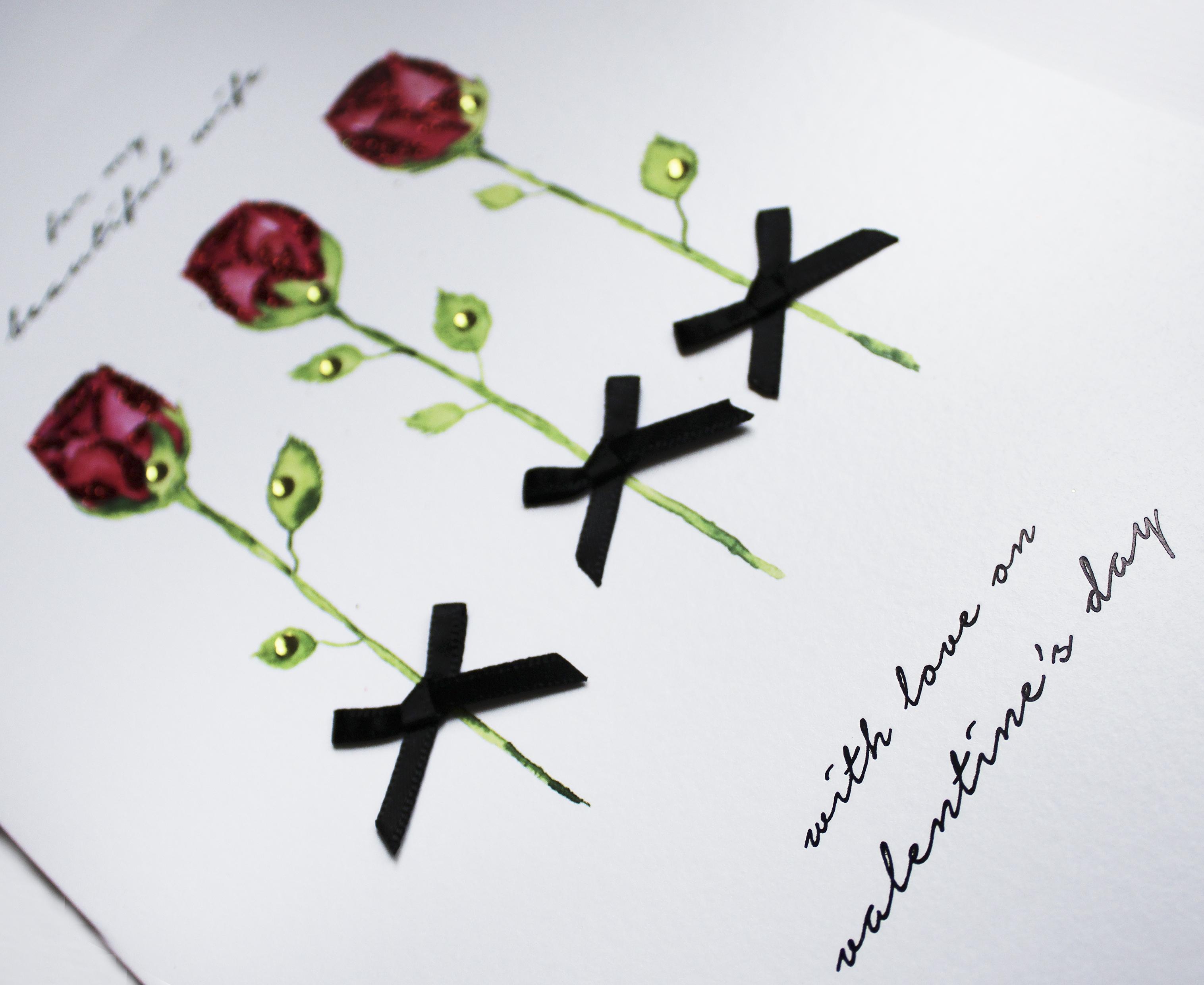 Roses & bows