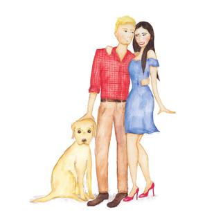 Harry and Sarah