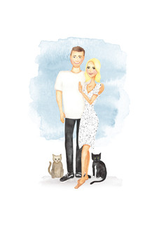 Sadie and Josh