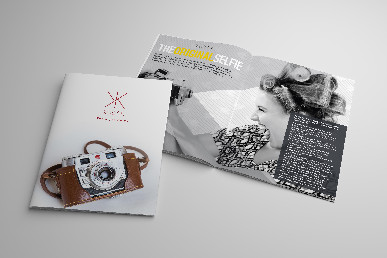 magazine blank