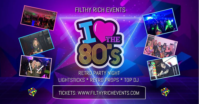 Smash Hits 80s & 90s Retro Party