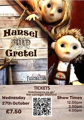 Hansel & Gretal Puppet Show