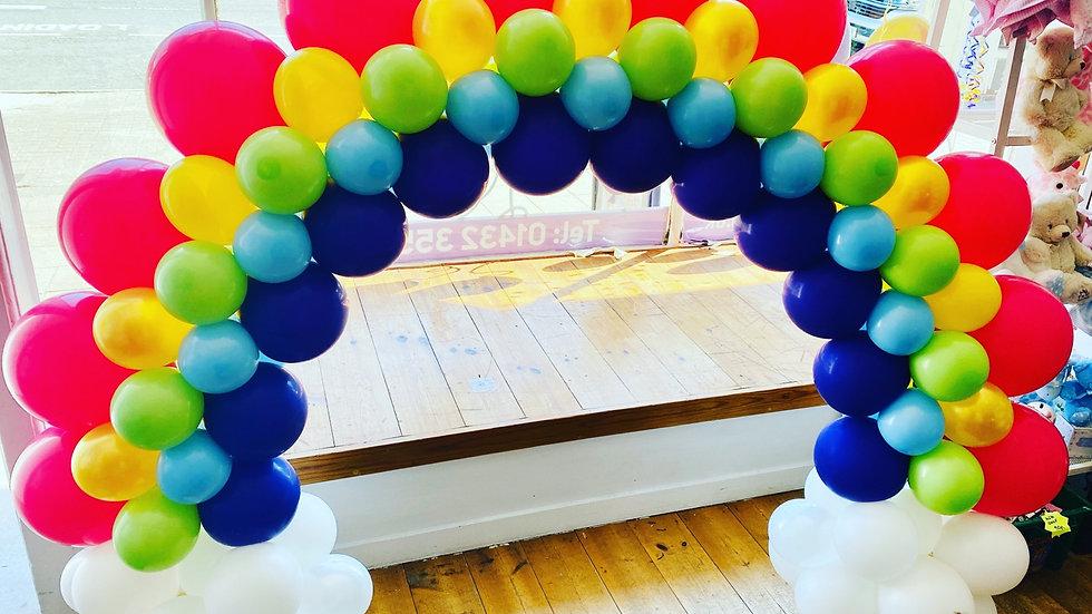 Balloon Rainbow (standard)
