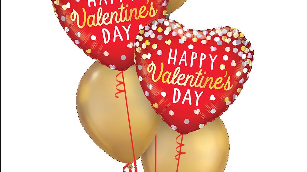 Valentines Day Confetti classic