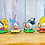 Thumbnail: Personalised Themed Kinder Egg Holders