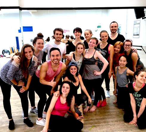 Dance with West End performer Daisy Maywood