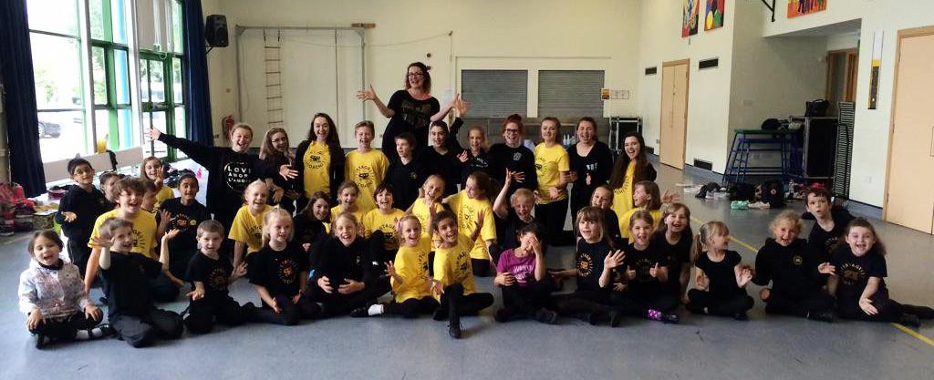 West End Workshop in schools