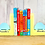 Thumbnail: Personalised Handpainted Bookends - Cars