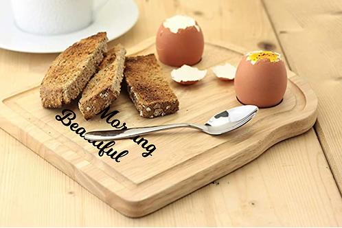 Personalised Breakfast Board