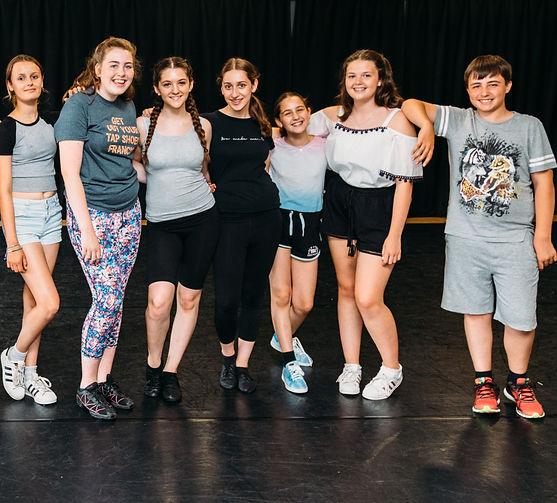 West End Summer musical theatre course