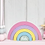 Thumbnail: Personalised Stacking Rainbow