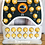 Thumbnail: Personalised Game Controller Advent Calendar - for Ferrero Rocher & Chocolate Or