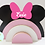 Thumbnail: Personalised Stacking Rainbow- Minnie & Mickey