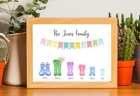 personalised mothers day gifts