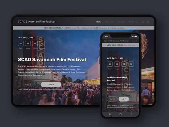 SCAD FILM FEST