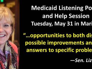 Letter: Sen. Liz Mathis hosts Medicaid meeting