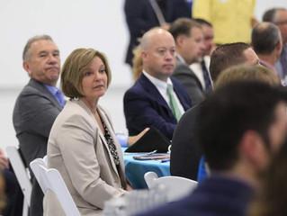Gazette: Liz Mathis kicks off Iowa Senate reelection campaign