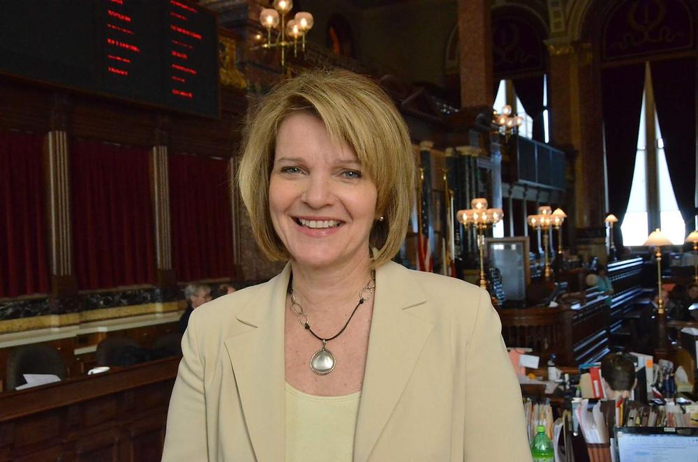 State Senator Liz Mathis