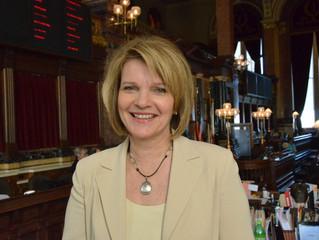 Gazette: Mathis to seek Iowa Senate District 34 re-election