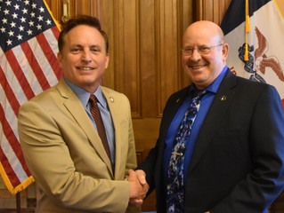 State Senator Rich Taylor Files for Re-Election