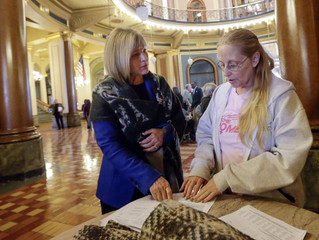 Gazette: Medicaid providers, patients vent