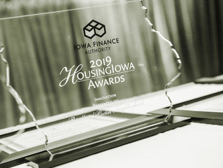 Iowa Finance Authority: HousingIowa Awards Recognize Outstanding Housing Projects and Leaders
