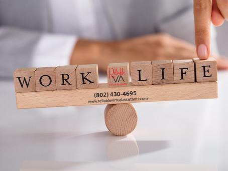 Improve your work-life balance!