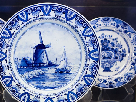 Delft Blue: The story behind the Dutch glory