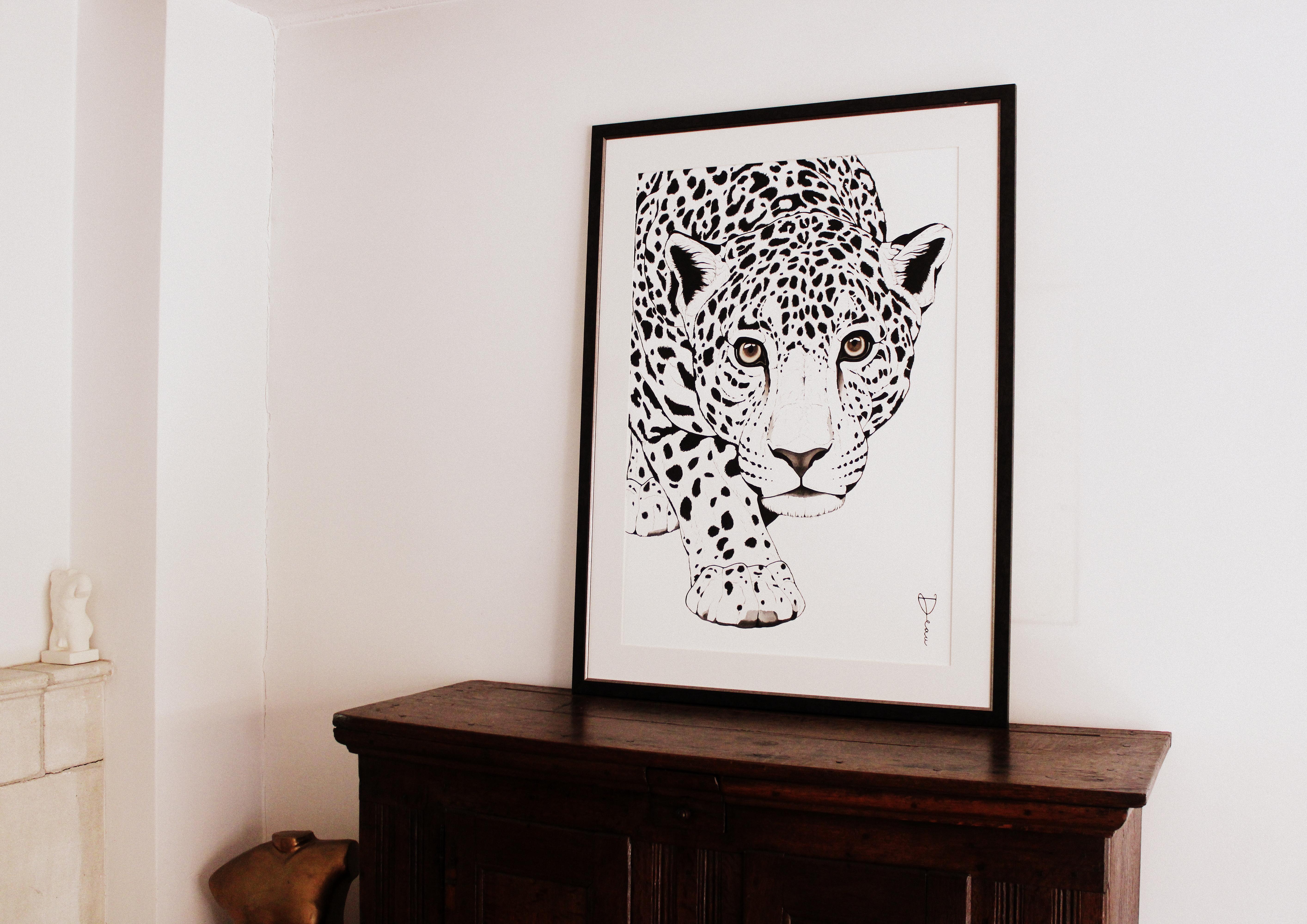 Jaguar - Interior Context