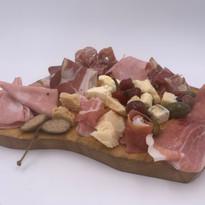 Tagliere Misto carne e formaggio