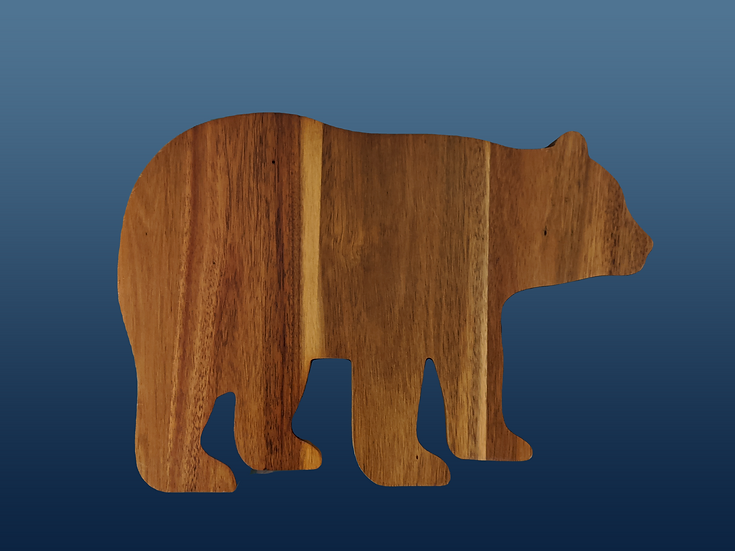 Boris Bear Serving Board