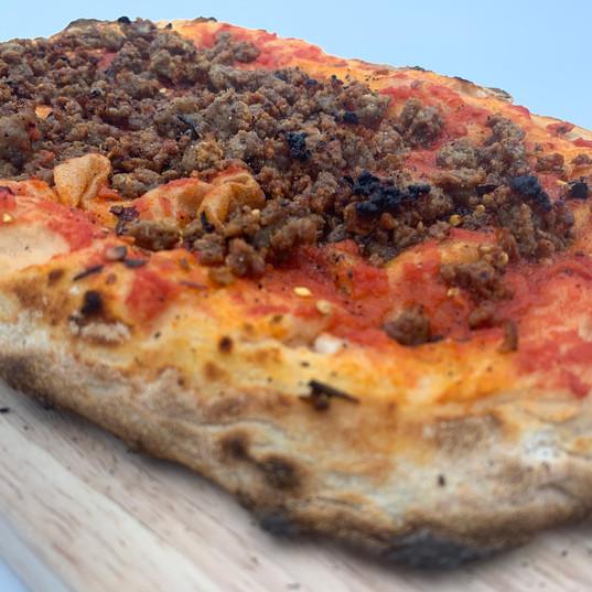 Indiavolata Pizza
