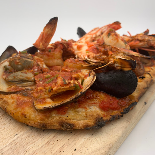 Marinara CDC pizza