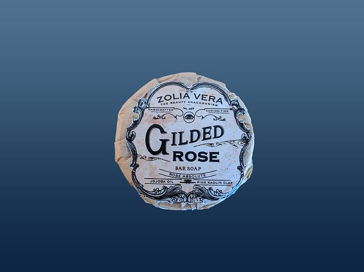 Gilded Rose Bar Soap