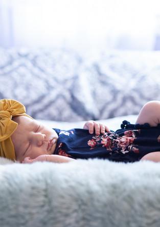 Cora K Newborn - 06 Teagan Franz Photogr