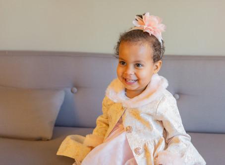 Eliora's Second Birthday at Radisson Blu in Minneapolis, MN
