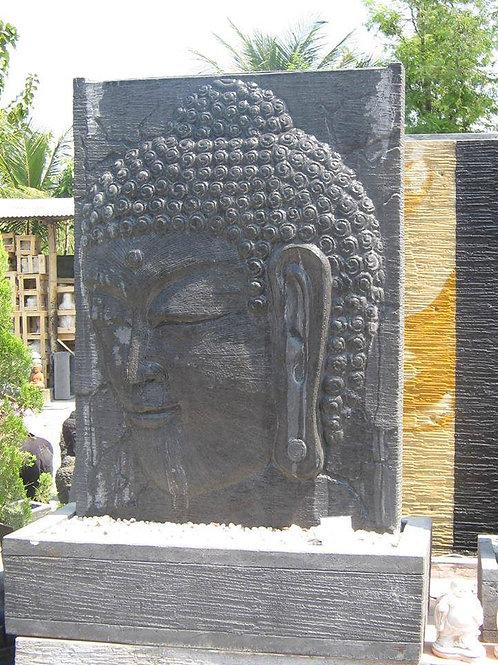 fontaine bouddhas