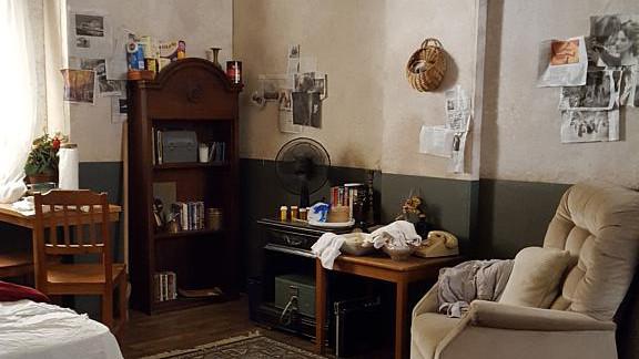 Production Designer: Claudia Ethridge Set Dresser: Kelly McAdams 2018