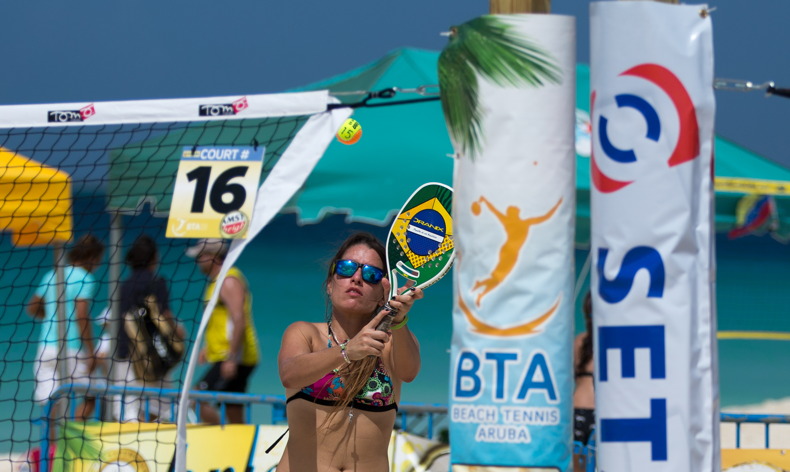 BTA Beach Tennis in Aruba