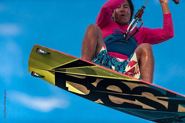 Armando Wester Kitesurfing instructor