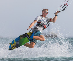 Aruba Kitboarding Jos Waterreus