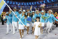 Nicole van der Velden in Olympics