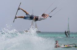 Daniel Advanced Kitesurfing Aruba