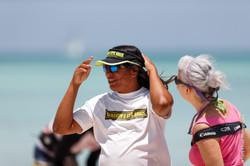 Armando in Aruba with Helene