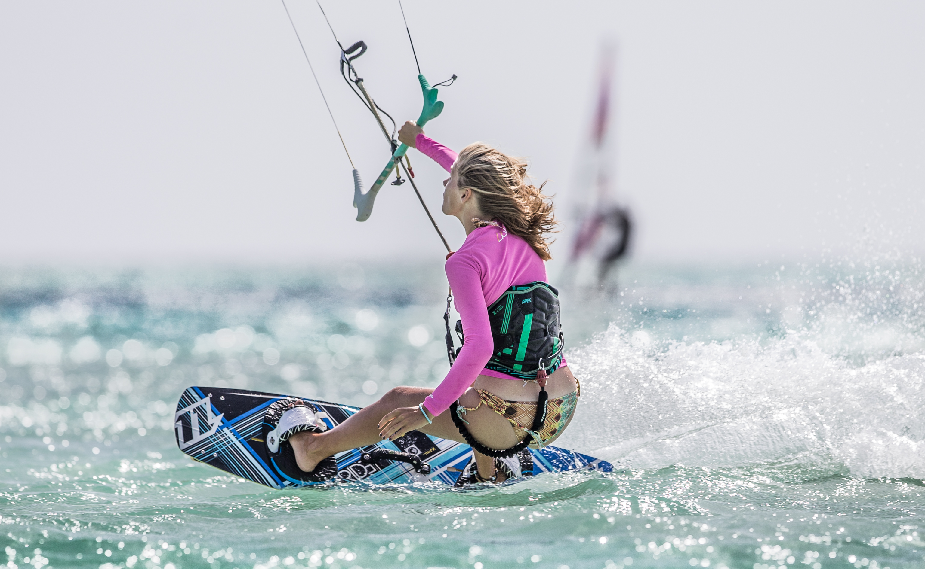 A73Q1814 Aruba Kitesurfing