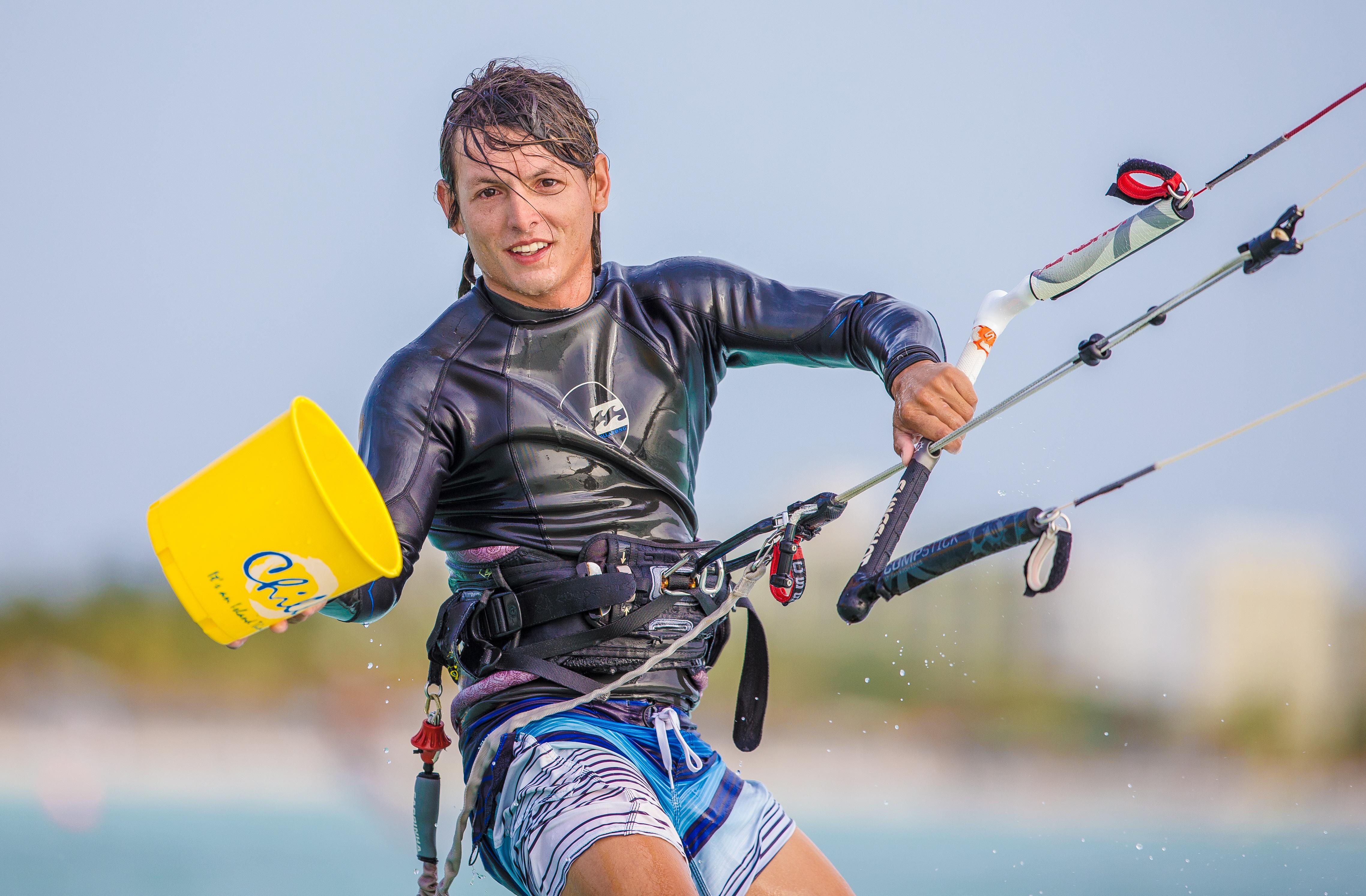 Andres Osorio Gonzalez Kitesurfing